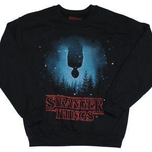 Strangers Things Crewneck Sweater